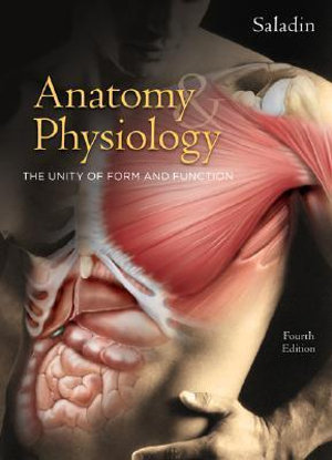 Cover of Anatomy & Physiology: The Unity of Form and Function