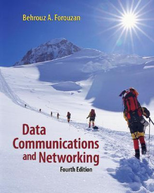 Cover of Data Communications Networking