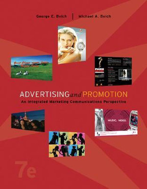 Cover of Advertising and Promotion