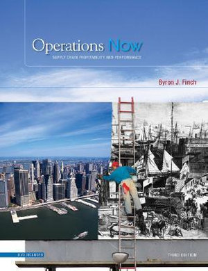 Cover of Operations Now