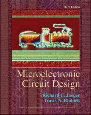 Cover of Microelectronic Circuit Design