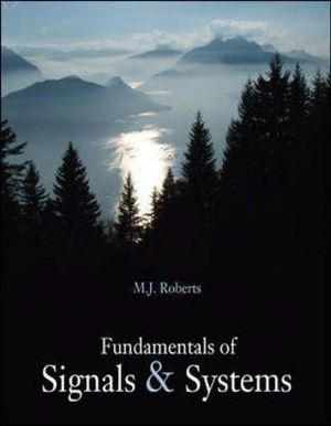 Cover of Fundamentals Signals Systems