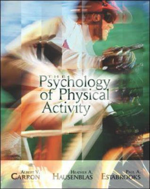 Cover of Psychology of Physical Activity With Ready Notes
