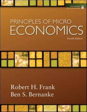 Cover of Principles of microeconomics