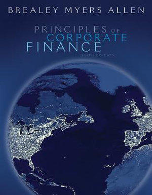 Cover of Principles of Corporate Finance with S&P Bind-in Card