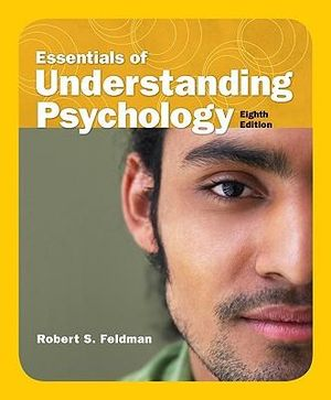 Cover of Essentials of Understanding Psychology