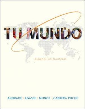 Cover of Tu mundo UPDATED EDITION