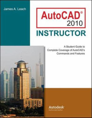 Cover of AutoCAD 2010 Instructor