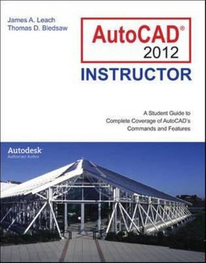 Cover of AutoCAD 2012 Instructor