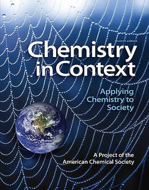 Cover of Chemistry in Context