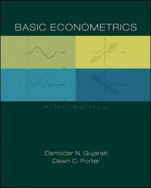Cover of Basic Econometrics