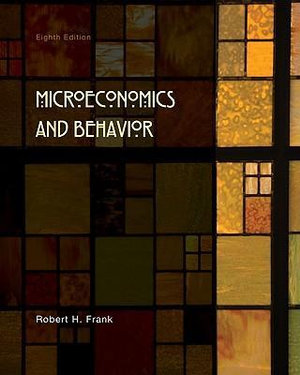 Cover of Microeconomics and Behavior