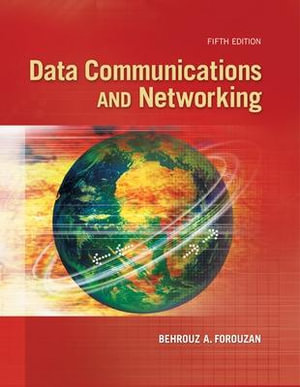 Cover of Data Communications and Networking
