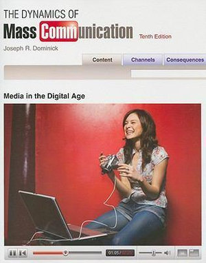 Cover of The Dynamics of Mass Communication