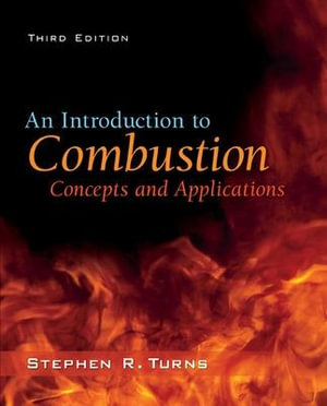 Cover of An Introduction to Combustion: Concepts and Applications