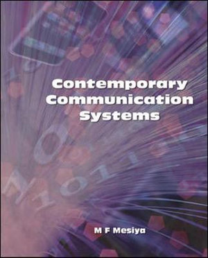 Cover of Contemporary Communication Systems