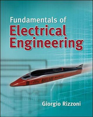 Cover of Fundamentals of Electrical Engineering