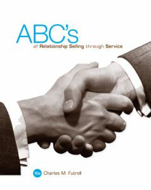 Cover of ABCs of Relationship Selling