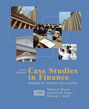 Cover of Case Studies in Finance