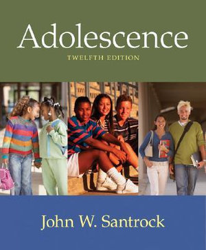 Cover of Adolescence