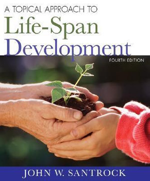 Cover of A Topical Approach to Lifespan Development