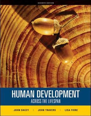 Cover of Human Development Across the Lifespan