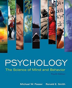 Cover of Psychology: The Science of Mind and Behavior