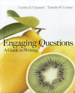 Cover of Engaging Questions: A Guide to Writing