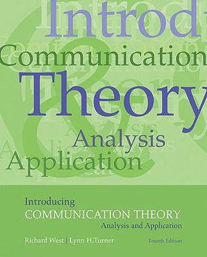 Cover of Introducing Communication Theory: Analysis and Application