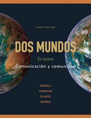 Cover of Dos mundos: En breve