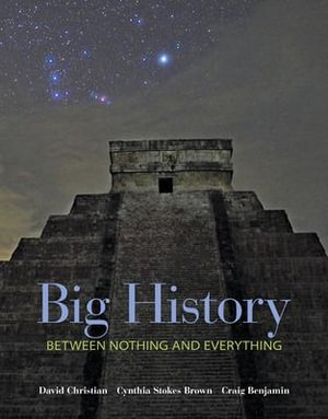 Cover of Big History