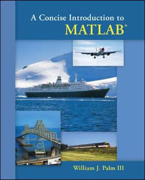 Cover of A Concise Introduction to Matlab