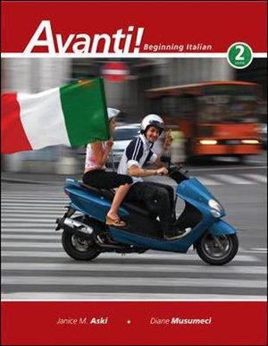 Cover of Avanti!: Beginning Italian