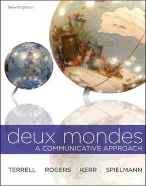 Cover of Deux Mondes (Student Edition)