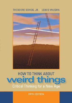 Cover of How to Think about Weird Things