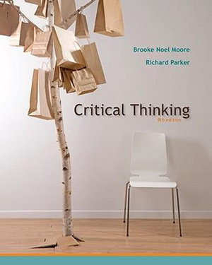 Cover of Critical Thinking