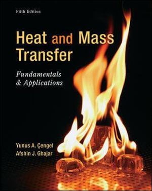 Cover of Heat and Mass Transfer: Fundamentals and Applications