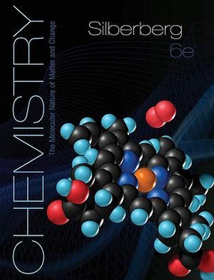 Cover of Chemistry: The Molecular Nature of Matter and Change