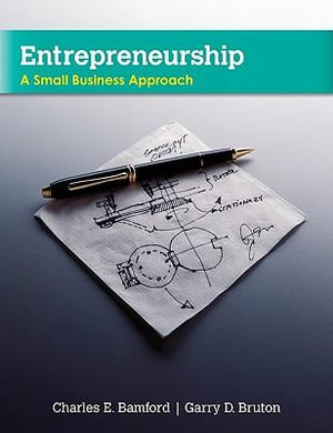 Cover of Entrepreneurship: A Small Business Approach