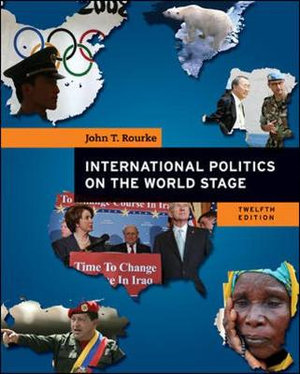 Cover of International Politics on the World Stage