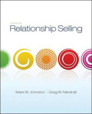 Cover of Relationship Selling
