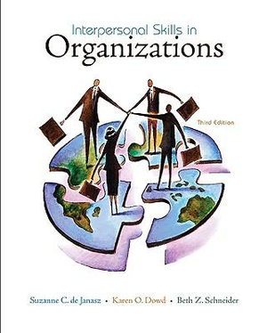 Cover of Interpersonal Skills in Organizations