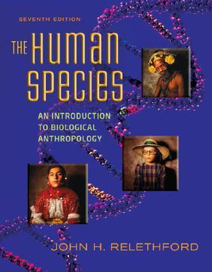 Cover of The Human Species