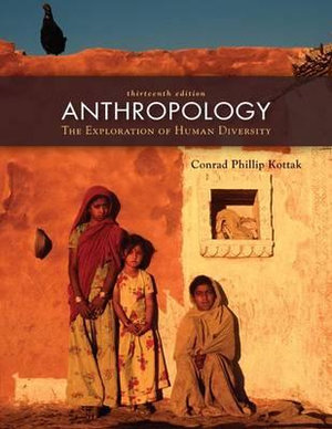Cover of Anthropology: The Exploration of Human Diversity