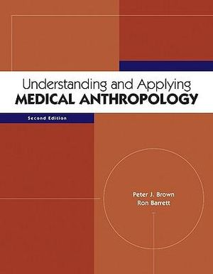 Cover of Understanding and Applying Medical Anthropology