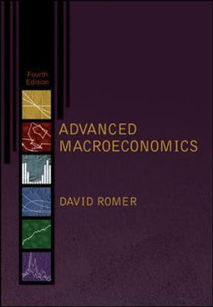 Cover of Advanced Macroeconomics