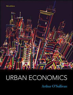 Cover of Urban Economics