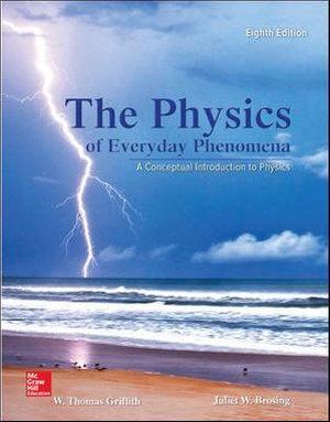 Cover of Physics of Everyday Phenomena