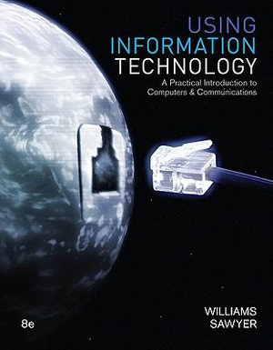 Cover of Using Information Technology
