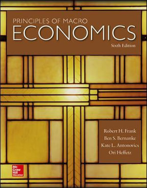 Cover of Principles of Macroeconomics